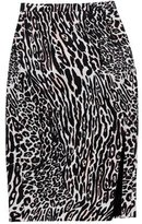 Altuzarra Printed Pencil Skirt