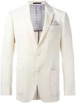 Z Zegna patch pockets blazer - men - Cotton/Cupro/Wool - 58