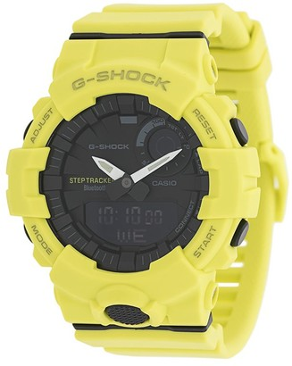 G-Shock GBA 800 Step Tracker digital watch