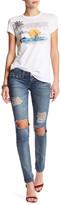 True Religion Distressed Denim Skinny Jean