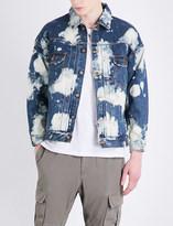 Magic Stick Bleached denim jacket