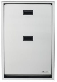 Foundations Legacy Premier Recessed Vertical Changing Station