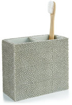 Hotel Collection CLOSEOUT! Shagreen Toothbrush Holder, Created for Macy's