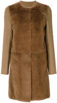 Yves Salomon Four Vison coat