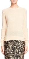 Michael Kors 'Cloud' Crewneck Cashmere Blend Sweater