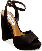 Steve Madden Women's Brrit Platform Sandals