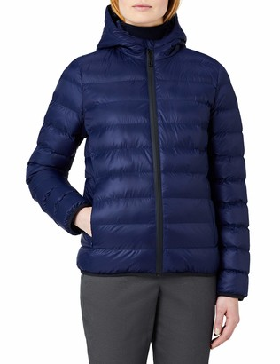 Meraki Amazon Brand Women's Hooded Puffer Jacket
