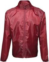 2786 Unisex Lightweight Plain Wind & Shower Resistant Jacket (S)