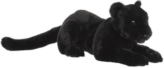 "Aurora World Toys 20"" Raven Faux Fur Panther"