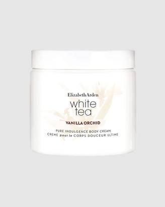 Elizabeth Arden Women's White Body Lotion & Cream - White Tea Vanilla Orchid Body Cream 400ml - Size One Size, 400ml at The Iconic