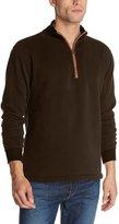 Woolrich Men's Boysen Half Zip Sweatshirt