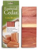 Woodlore Essential Cedar Blocks, Pack of 4