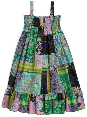 Versace Kids All-Over Print Dress (4-14 Years)