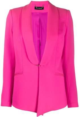 Styland wool tuxedo jacket
