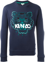 Kenzo Tiger sweatshirt - men - Cotton - XS