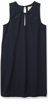 Vero Moda Women's Maya Sleveless Dress with Cut Out Detail