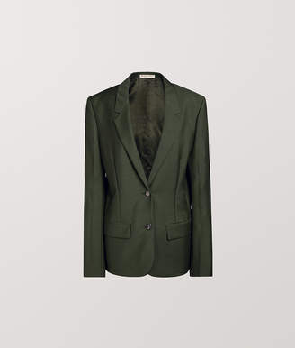 Bottega Veneta JACKET IN LIGHT MOHAIR WOOL