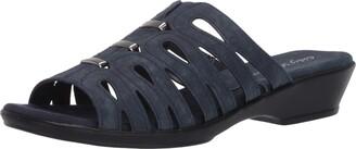 Easy Street Shoes womens Petunia Sandal Cork 8 US x_wide