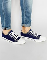 Brave Soul Lace Up Sneakers