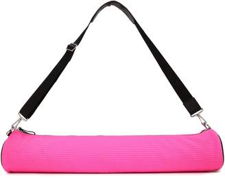 Monreal London Namaste Neon Embossed Woven Yoga Mat Bag