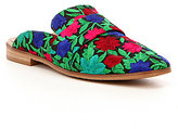 Free People Brocade At Ease Mules