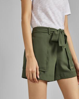 Ted Baker MITTY Tie waist shorts
