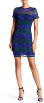 Romeo & Juliet Couture Short Sleeve Lace Dress