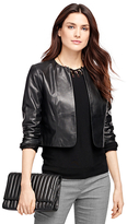 Brooks Brothers Leather Jacket
