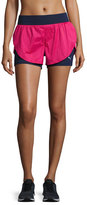 Puma Culture Surf 2-in-1 Athletic Shorts, Blue/Pink