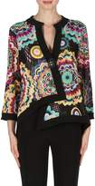 Joseph Ribkoff Multi Black Jacket