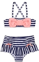 Hula Star Girls' Ships Ahoy 2-Piece Swimsuit - Little Kid