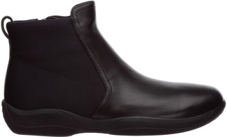 Prada Slip On Ankle Boots