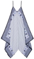 Tommy Bahama Women's Border Print Cover-Up Maxi Dress