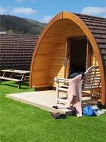Virgin Experience Days One Night Snowdonia Glamping Break For Two