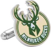 Cufflinks Inc. Men's Milwaukee Bucks Cufflinks PD-MWB