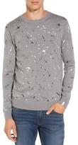 Lacoste Men's Splatter Sweater