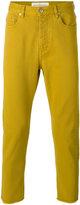 Golden Goose Deluxe Brand raw edge hem jeans
