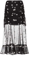 Alice McCall Le Lady Overlay Midi Skirt