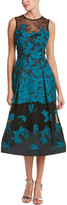 Teri Jon By Rickie Freeman Cocktail Dress