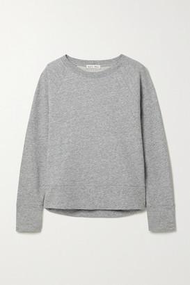 Alex Mill Cotton-jersey Sweatshirt - Gray