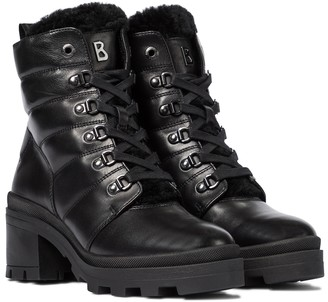 Bogner Belgrade leather ankle boots