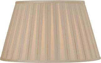 "Charlton Homeâ® Pleat 19"" Silk Drum Lamp Shade Charlton HomeA"