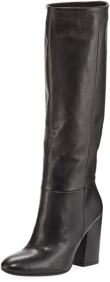 Charles David Celsius Tall Leather Boots