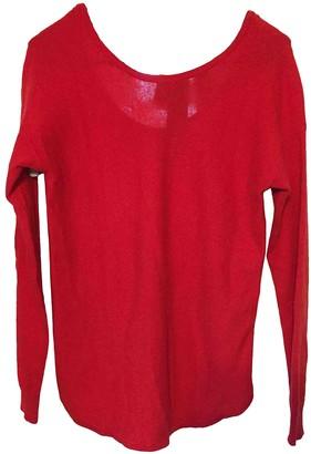 Comptoir des Cotonniers Red Cashmere Knitwear for Women