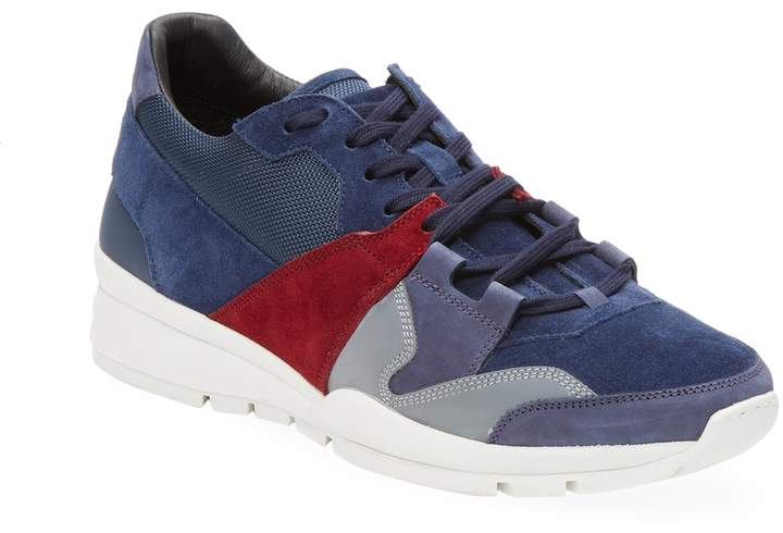 DSQUARED2 Men's Nylon Catarifrangente Sneakers