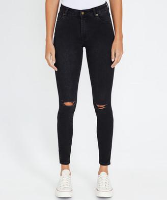 ROLLA'S Westcoast Staple Jeans Dusty Black