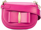 Salvatore Ferragamo Anna crossbody bag - women - Calf Leather - One Size