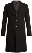 Givenchy Wing-appliqué tailored wool jacket