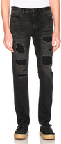Helmut Lang MR87 Destroy Jeans