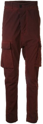 11 By Boris Bidjan Saberi Cargo Pocket Trousers